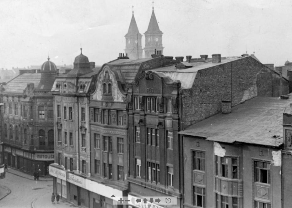 Archivní foto z roku 1942-1944